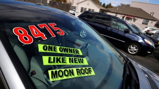 Everyone Is Seemingly Liking The Overheated Used Car Market Except For Buyers