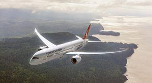 Turkish Airlines reached 83.4% Load Factor in October