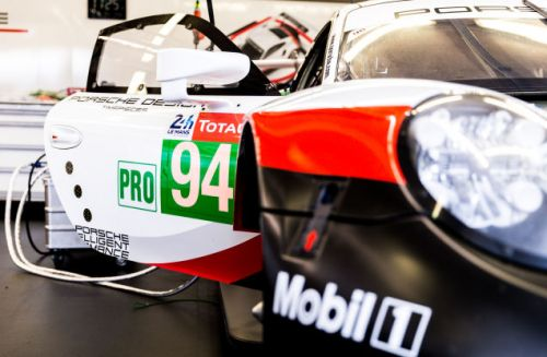 This Badass American Porsche Team Pulled Off A Heroic Rebuild To Make The 24 Hours Of Le Mans Start