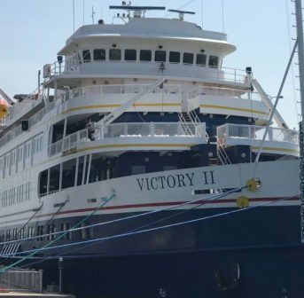 Victory Cruise Lines suspends all operations for 2020 season