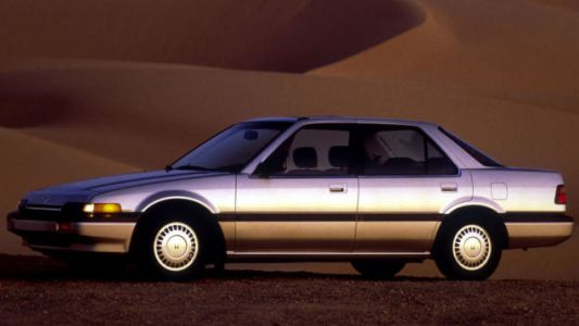 I will never tire of athird-generation Accord