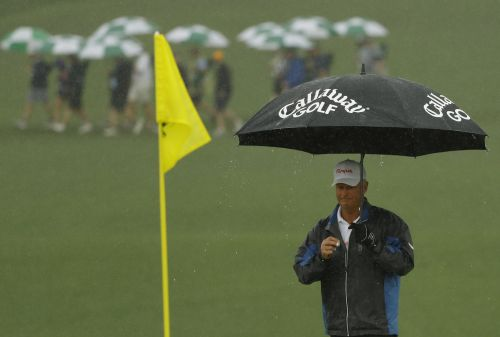 The Masters has changed the schedule for the final round. Here is what it means for the players and the TV broadcast