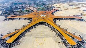 China Gears Up To Open New Mega-Airport