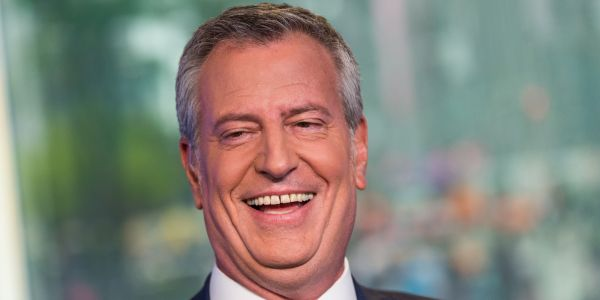 Bill de Blasio tells Pete Buttigieg to 'show some humility' after he got his 'ass kicked' in Nevada and said he doesn't have diverse supporters