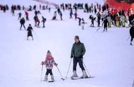 North China to experience a major boom in winter tourism
