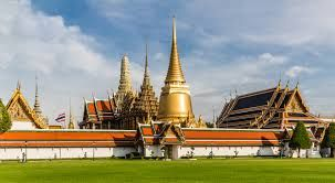 In international visitor spending, Thailand tops the chart!