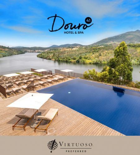Douro41 Hotel & Spa accepted into global luxury travel group Virtuoso