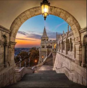 Take to the Water and Explore Budapest