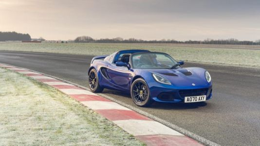 Lotus Could Sell Off The Tooling Needed To Build The Elise