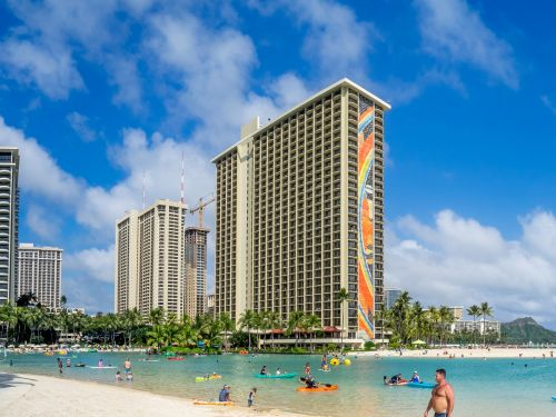 The Hilton Honors Surpass credit card offers 2 perks that make it a powerful card for a small price
