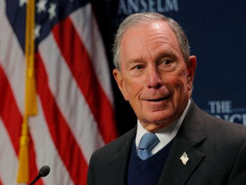 Michael Bloomberg apologizes for stop-and-frisk policy amid a potential presidential run