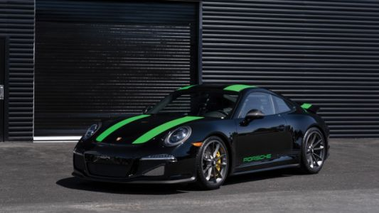 How the Mighty Have Fallen: 30-Mile Porsche 911 R Estimated to Take Measly $375,000 at Auction