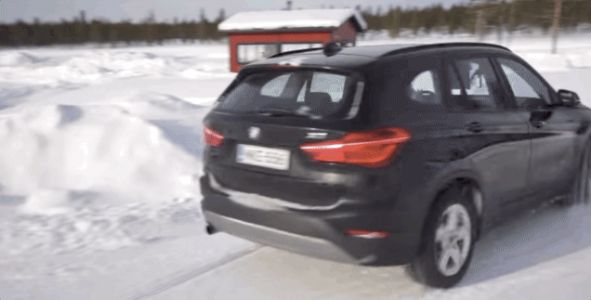 Here's Why Having Only Two Winter Tires Is Bad
