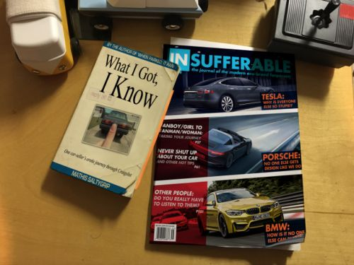 Check Out These Amazing Car Magazine and Book Finds