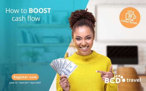Webinar June 10 | How to boost cash flow
