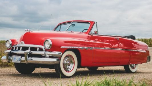 This Monarch Convertible Is A Mercury By Another Name