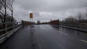 Partial Closure Of Northamptonshire Road Bridge As Network Rail Completes Vital Safety Work