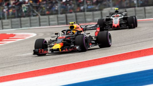 The Real Battle in the U.S. Grand Prix Will Be Max Verstappen Versus the Kerbs