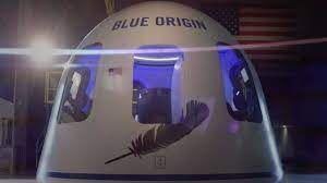 Blue Origin's month-long auction for space trip aboard New Shepard ends with a closing price of $28 million
