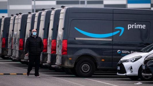 Amazon, Where Drivers Have To Defecate In Boxes, Introduces New Wellness Plan