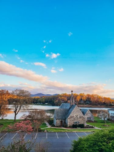 Lake Junaluska, North Carolina Mountains - a retreat for the spiritually minded