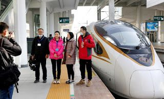 Transport sector off to good start