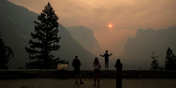 Yosemite reopens after a 3-week closure due to a massivewildfire that cost businesses hundreds of thousands of dollars