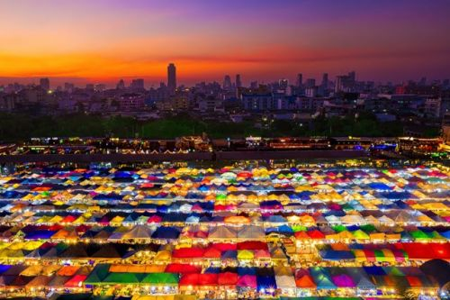 Thailand leads Asia in international visitors spending, UNWTO report