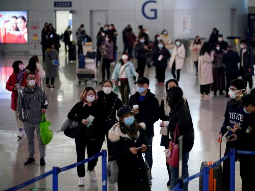 21 airlines have canceled flights outside of China amid fears the coronavirus outbreak is turning into a pandemic - here's the full list