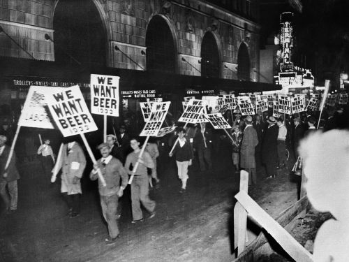 Today is the 100 year anniversary of Prohibition. Its history shows us that bans rarely work
