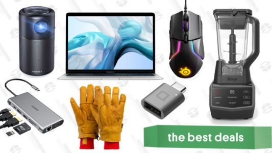 Wednesday's Best Deals: MacBook Air, Ninja Blender, Give'r Gloves, and More