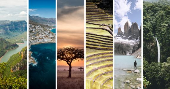 The Best Time to Visit South Africa and South America