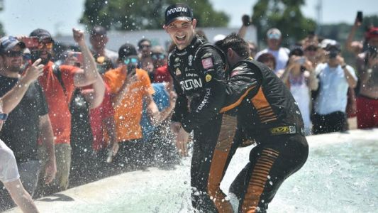 Pato O'Ward Proves That IndyCar Is Where He Belongs