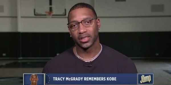 Tracy McGrady says that Kobe Bryant used to tell him early in his career that he wanted to 'die young' and be 'immortalized'