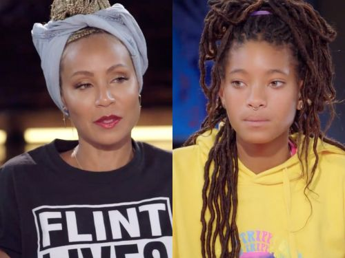 Jada Pinkett Smith says someone called Child Protective Services for 'starving' Willow, and her daughter thinks she knows the reason behind it
