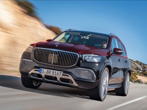 Mercedes-Benz unveils new ultra-plush Maybach SUV for people who want to be enclosed in a luxurious bubble of comfort