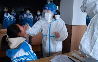 Mainland China reports first local COVID-19 cases in more than 3 weeks