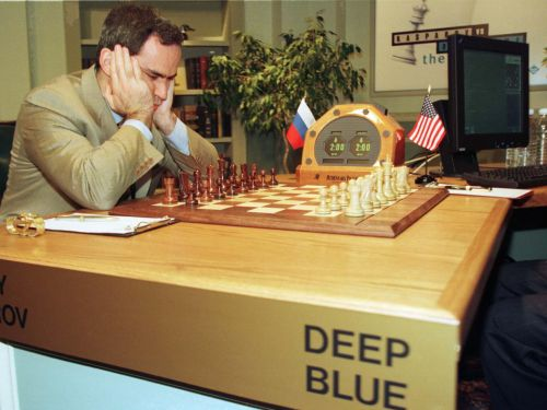 The chess grandmaster who was beaten by a computer predicts that AI will 'destroy' most jobs