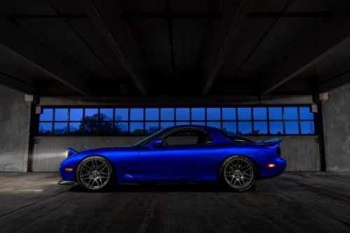 Your Ridiculously Awesome, Previously On Fire Mazda RX-7 Wallpapers Are Here
