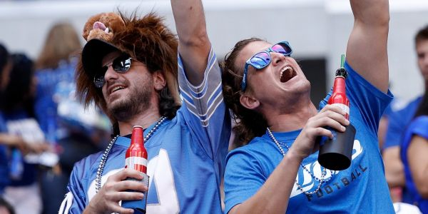 Detroit Lions lower beer prices in move that could become more common in stadiums across the NFL