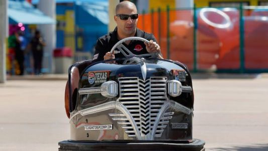 Cast Tony Kanaan In The Next Fast And Furious Movie