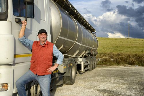 A capacity squeeze is taking place in the trucking industry