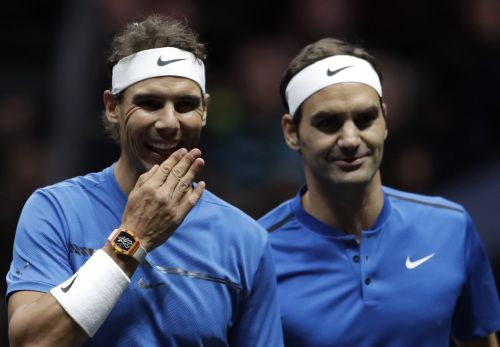 A Canadian tennis player called Rafael Nadal and Roger Federer 'a little bit selfish' for not speaking out about the poor air quality at the Australian Open