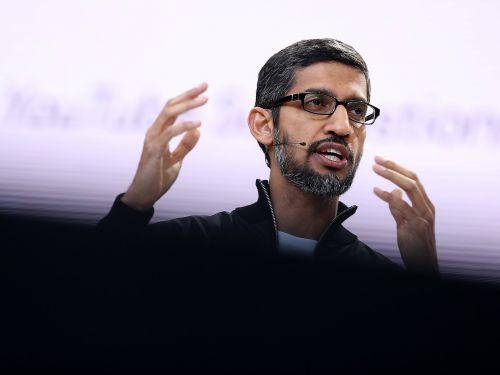 Google CEO Sundar Pichai will be briefed with a phone call by the EU's antitrust chief ahead of the ruling on Android's mobile operating system