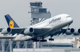 Lufthansa Airlines welcomed 13.2 million passengers on board in October this year