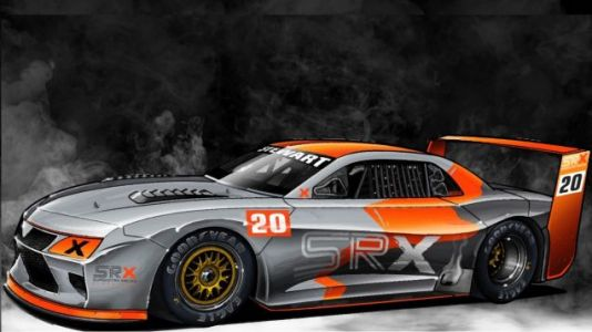 At Least SRX's Race Cars Will Look Great