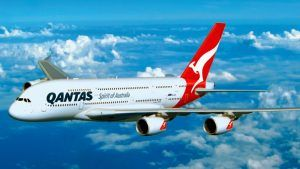 Qantas Airlines makes historic non-stop flight from Northern Territory to Heathrow