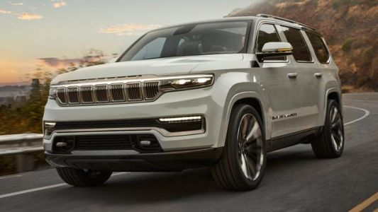 The 2022 Jeep Grand Wagoneer's Fuel Economy Is Predictably Bad