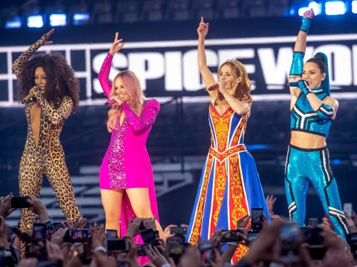 Mel B responded to fans complaining about 'awful' sound during the Spice Girls' first reunion tour show