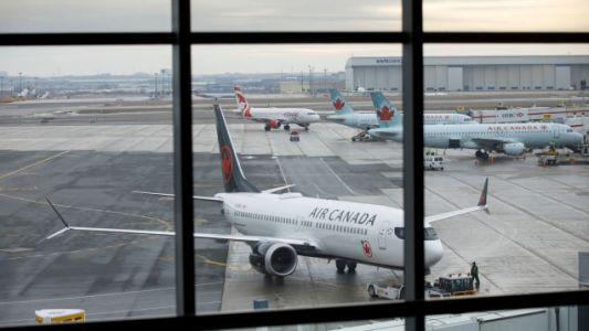 Air Canada Still Trying to Figure Out How a Passenger Got Left on Parked Plane